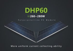 Panel Solar 265w Argentina