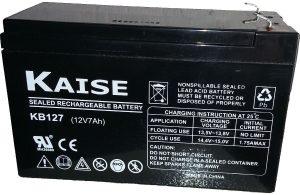 Bateria 12v-7ah, Gel, Para Ups
