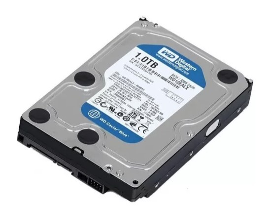Disco Rigido Wd Western Digital 1tb Blue 7200