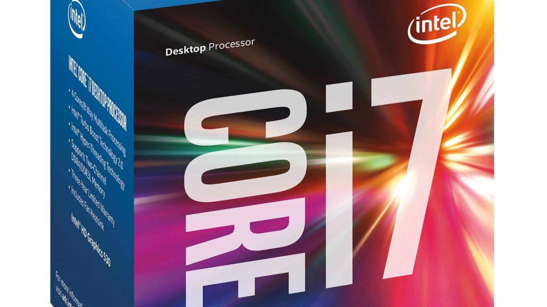 Procesador Intel® Core™ i7 3.4ghz