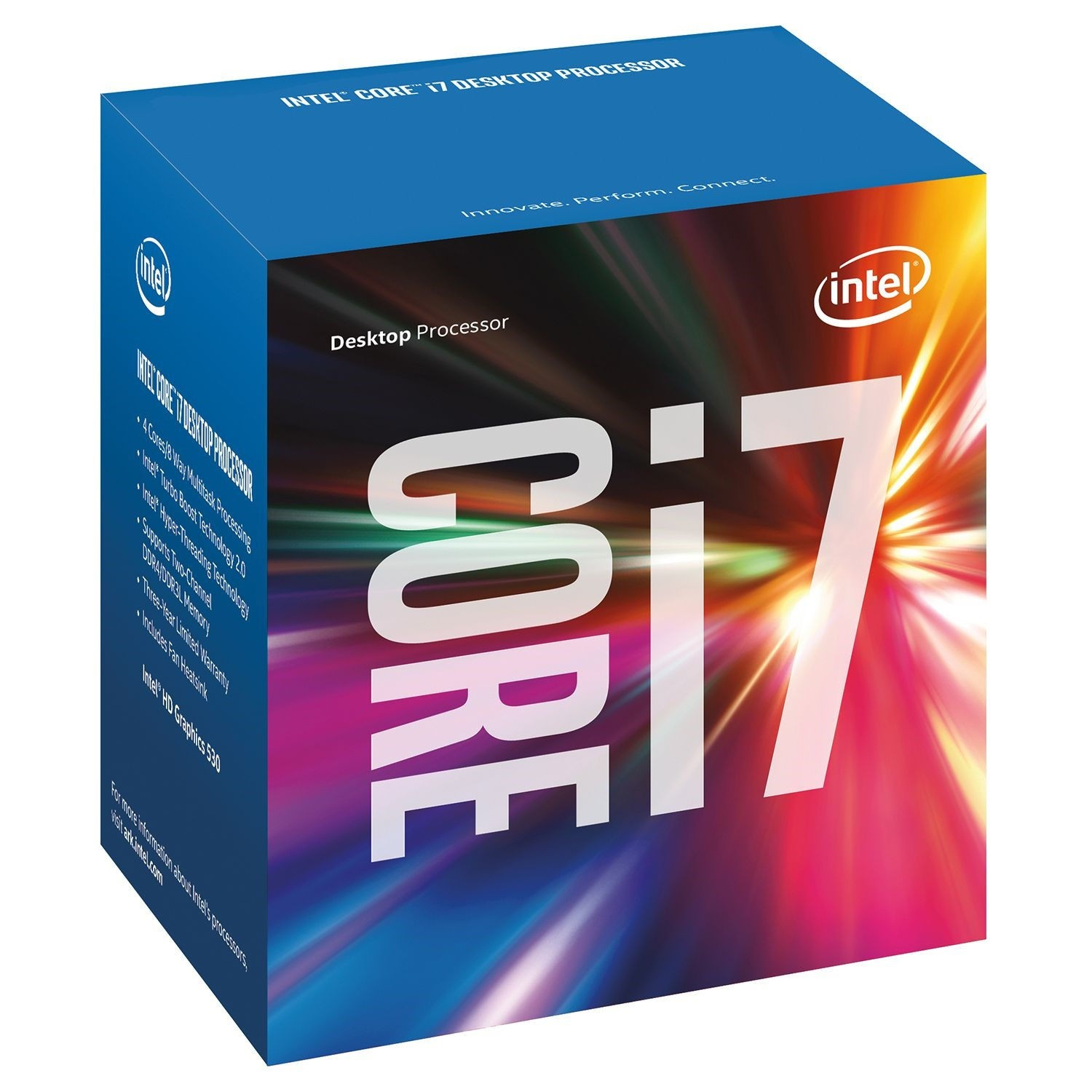 Procesador Intel® Core™ i7 3.4ghz