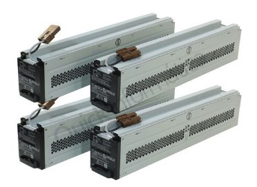 Cartuchos de baterías de recambio APC