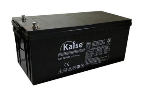 Baterias 12V 200Ah