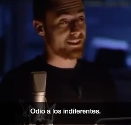Gramsci ODIO A LOS INDIFERENTES