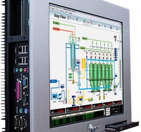 Panel PC Industrial Argentina