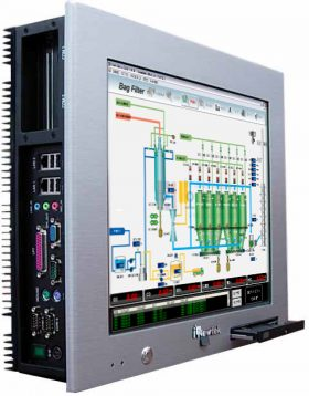 Panel PC Industrial Argentina
