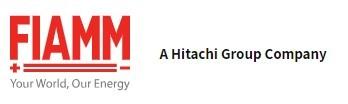 Logo de FIAMM Baterias