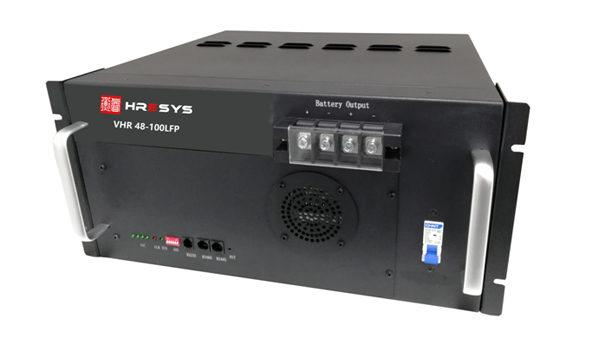 batería litio lifepo4 48v 150ah hresys