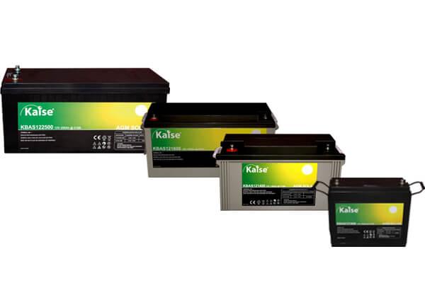 baterías energía solar