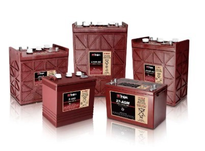 baterias TROJAN en Argentina